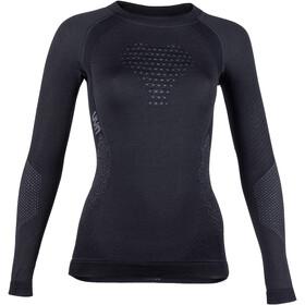 UYN Fusyon UW Koszulka z długim rękawem Kobiety, czarny